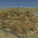 Mappa carso isontino