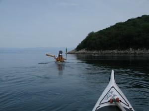 Kayak in due