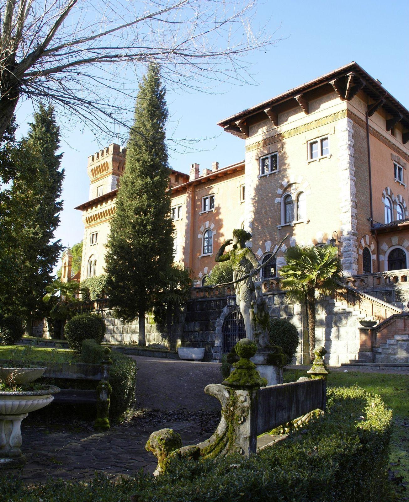 Castelli aperti in autunno turismoattivo fvg for Progettazione giardini friuli venezia giulia